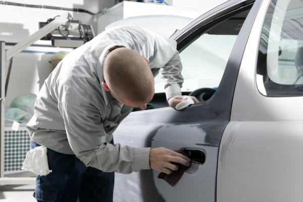 мелкий ремонт кузова