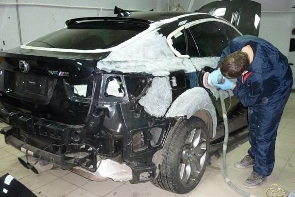 ремонт кузова