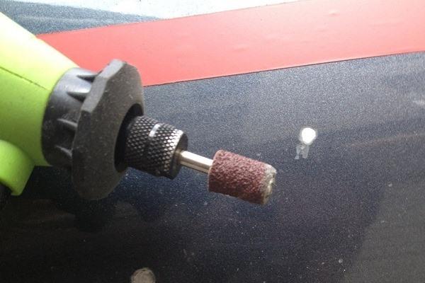 ремонт сколов